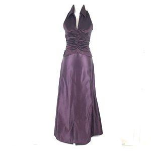 Tadashi evening gown
